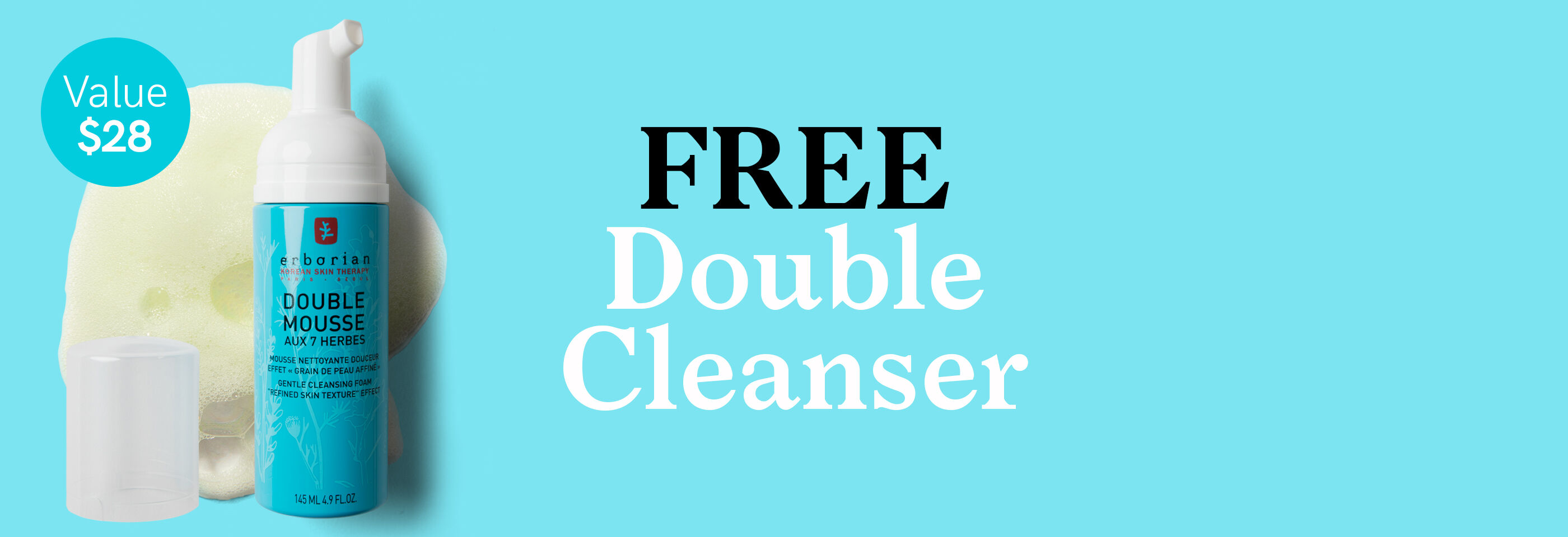 Free Cleansing Gift