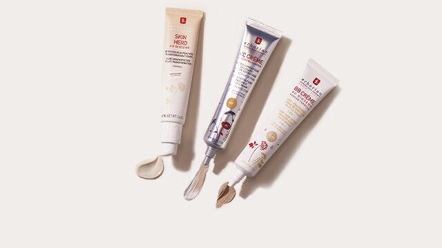 Skin Hero, CC Cream, & BB Cream